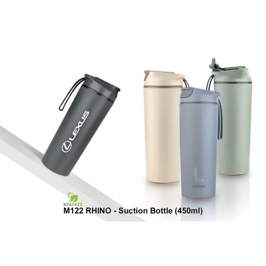 RHINO - SUCTION BOTTLE (450 ML)