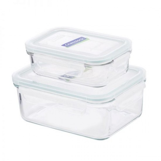 2 PCS SET OF FOOD CONTAINER (GL-1045)