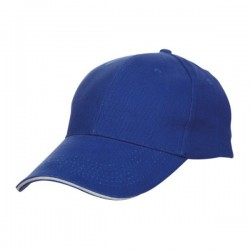 BASEBALL 6 PANEL COTTON BRUSH CAP (CP03)