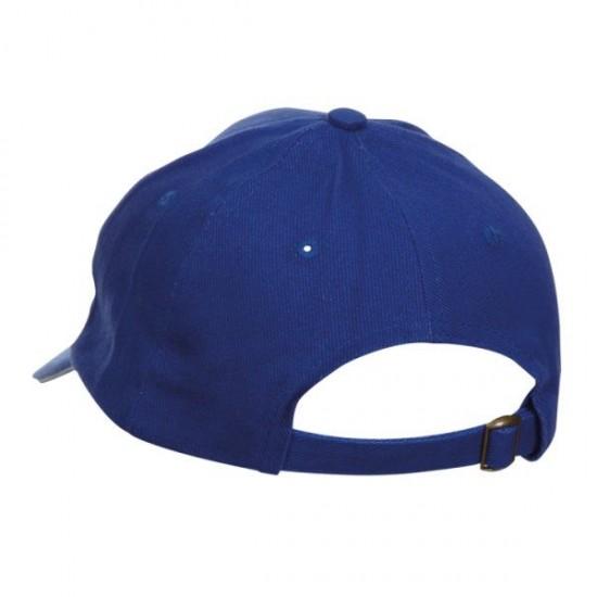 BASEBALL 6 PANEL COTTON BRUSH CAP (CP03)