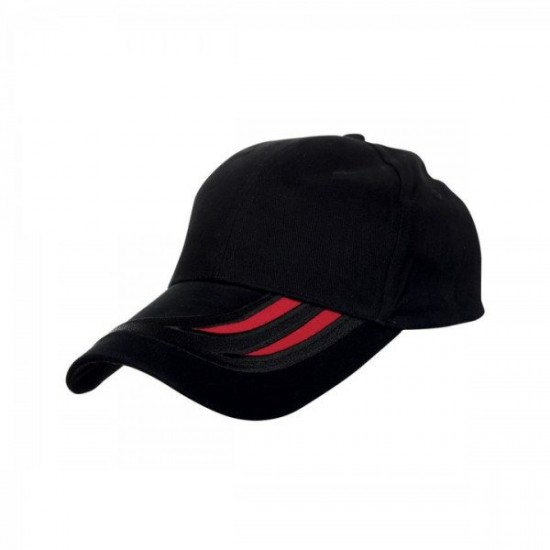 BASEBALL 6 PANEL COTTON BRUSH CAP (CP14)