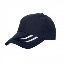 BASEBALL 6 PANEL COTTON BRUSH CAP (CP14)