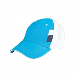 BASEBALL 6 PANEL COTTON BRUSH CAP (CP19)