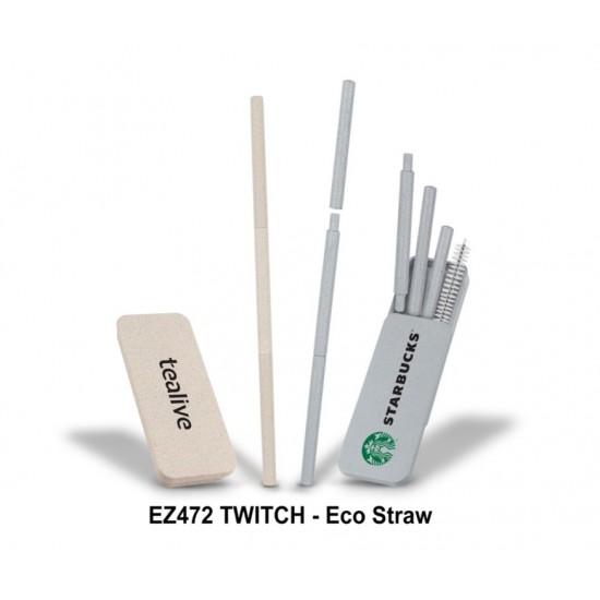 TWITCH - Eco Straw