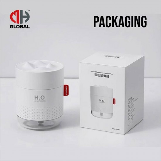 H2O Humidifier with LED