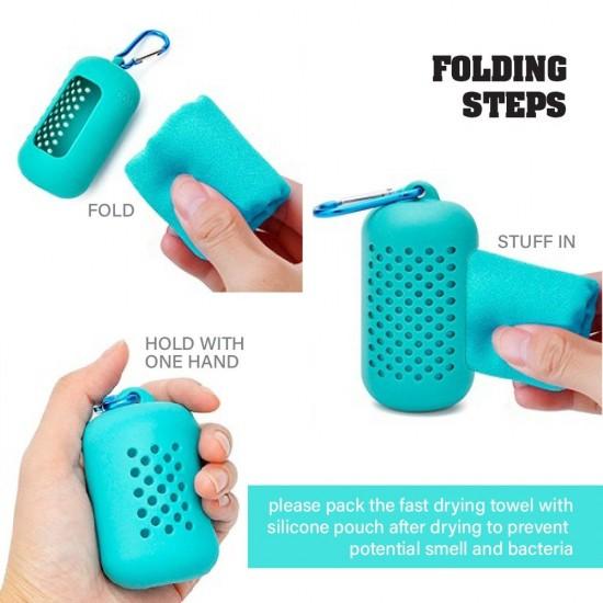 Microfiber Quick Dry Towel