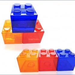 Children Brick Coin Box