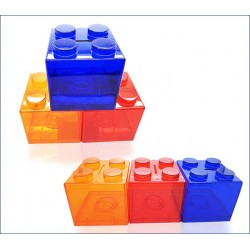 Children Brick Coin Box