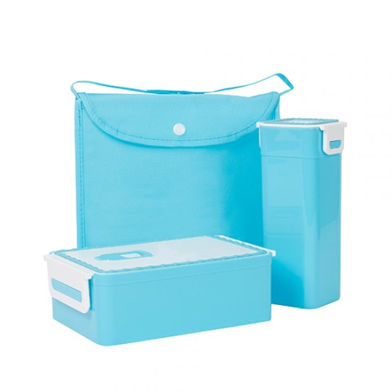 LUNCH BOX & TUMBLER SET