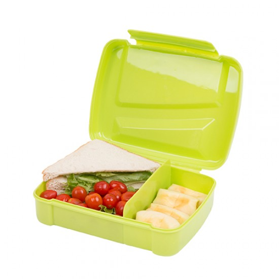COLOURFUL LUNCH BOX