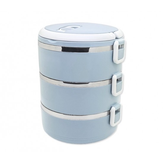 Lunch Jar 3  Stainless Steel Lunch Jar 3 Tier