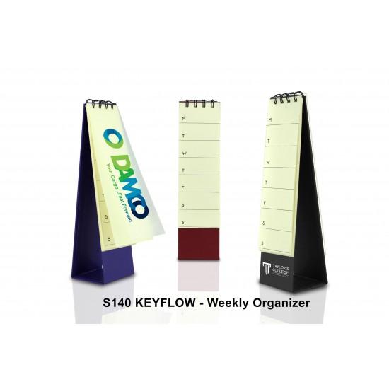 KEYFLOW - WEEKLY ORGANIZER