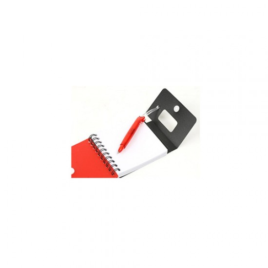 MINI PP NOTEPAD WITH PEN