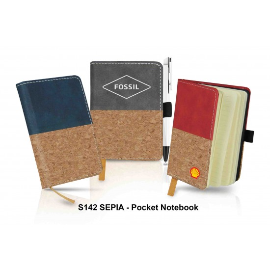 SEPIA - POCKET NOTEBOOK