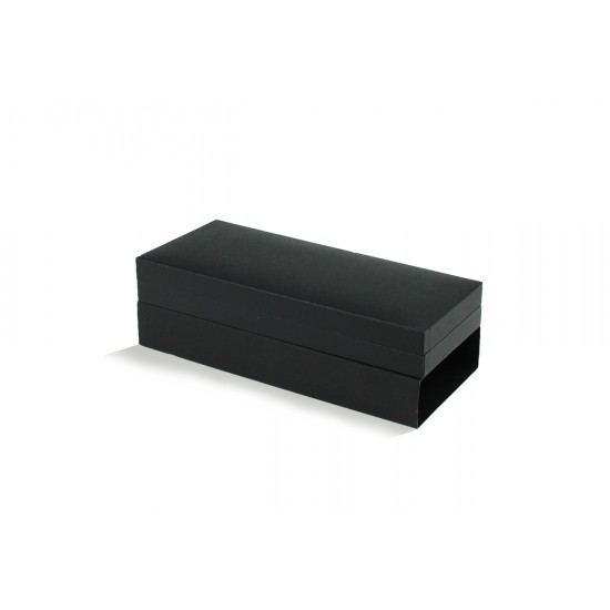 SINGLE / DOUBLE PEN GIFT BOX WITH BLACK SLEEVE