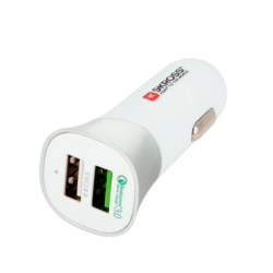 DUAL USB CAR CHARGERS–QUICK CHARGE 3.0