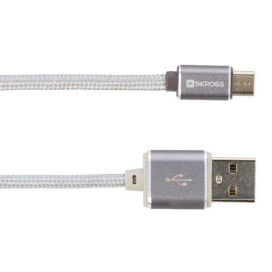 MICRO USB CABLE – STEEL LINE