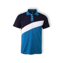 CHEST BLOCK POLO SHIRT (EN-2794)