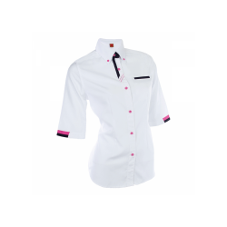 CORPORATE FEMALE UNIFORM WITH COLLAR