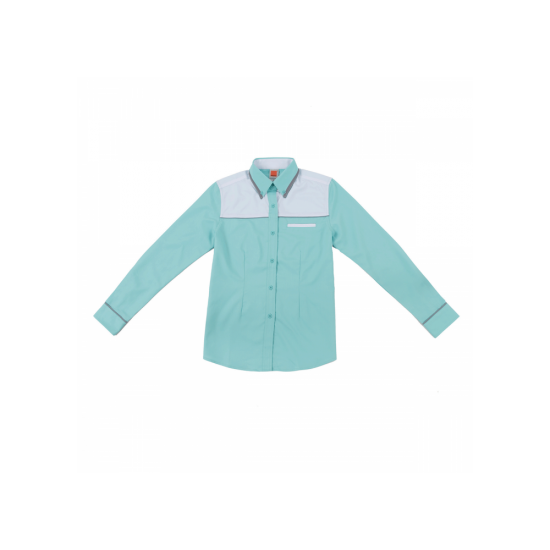 NEW COLLECTION CORPORATE LONG SLEEVE UNIFORM