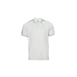 HONEY COMB COLLAR POLO TSHIRT