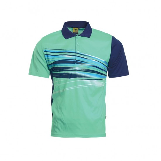 MULTISPORTS SUBLIMATION POLO UNISEX QUICK DRY SMP 07-09