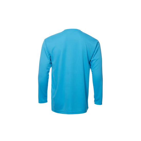 QUICK DRY ROUND NECK LONG SLEEVE SHIRT