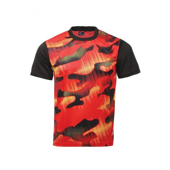 SUBLIMATION CAMOUFLAGE TEE UNISEX DRY FIT GTA 05-08