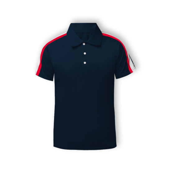 ATHLETIC RACER POLO (CRP1600)