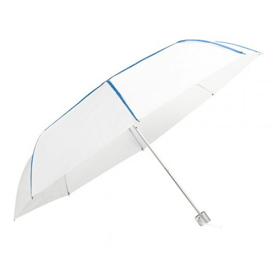 "21"" 2 FOLD UMBRELLA (WITH COLOURFUL PIPING)"