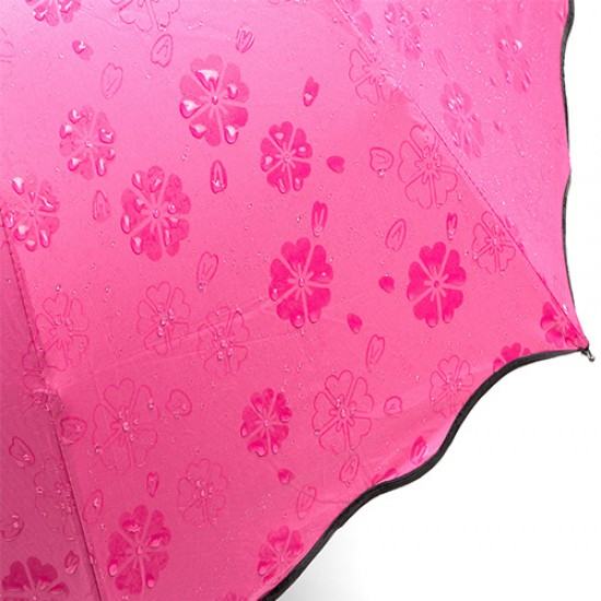 COLOR CHANGING SUN PROTECTION UMBRELLA