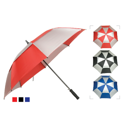 "30"" AUTO DOUBLE LAYER UMBRELLA"