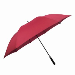 "30"" AUTO OPEN PONGEE UMBRELLA"
