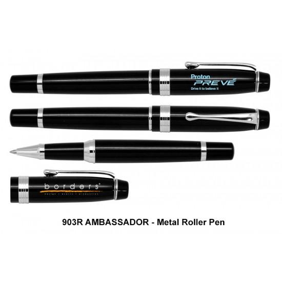 AMBASSADOR - METAL ROLLER PEN